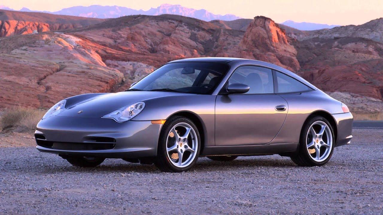 porsche 911 carrera targa 996 2003 youtube