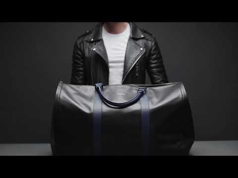 Project 11 — The Garment Weekender — Hook & Albert