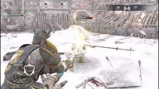 vuclip Warden | Reputation 40 Warden Highlights?| For Honor 🤔