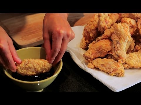 Gluten Free Recipes - Fried Chicken Wings