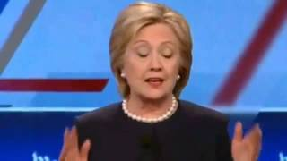 Ramos to Hillary Clinton at Debate: Will You Drop Out of the Race If Indicted?