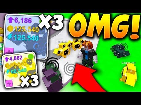 TRADING A NOOB GODLY DREAM PETS! (3x Rainbow Mortuus!) - Roblox Pet Simulator