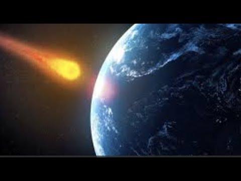 "Breaking ""Lost Asteroid Headed Toward Earth Today"""