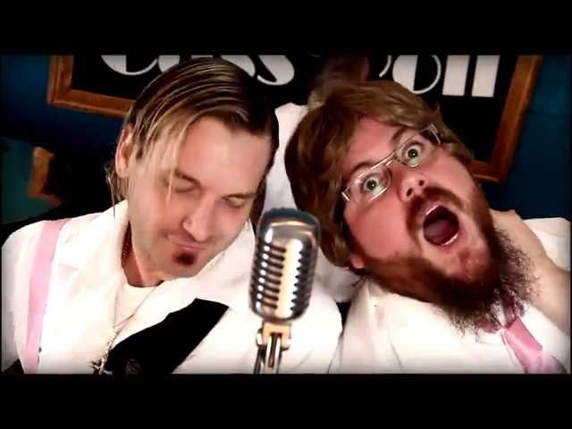 Les Cass'Roll - Pour Un Flirt (Video Officiel)