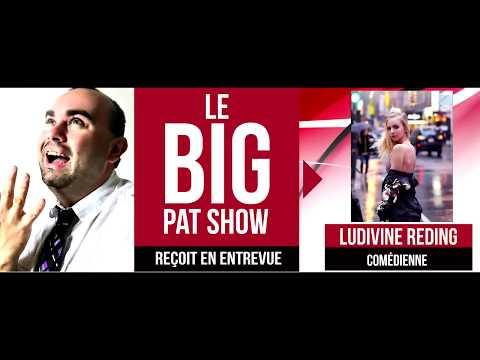 BigPatShow Saison 04 : Entrevue Ludivine Reding (Fugueuse)