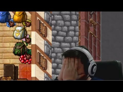 Worst missclick ever - Tibia on Twitch #week4