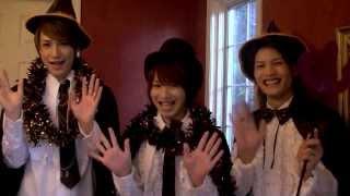 仲良し3人組♪がハロウィンに集結!!皆さんと楽しいParty☆パーティ☆Part...