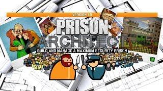 Prison Architect - Обзор обновления 1.0 Режим побега. Что нового?
