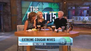 Anderson Drinks with Kathie Lee and Hoda