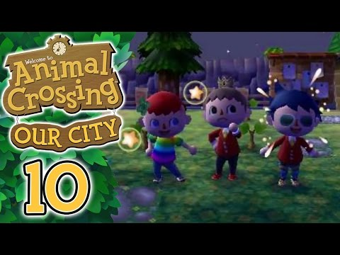 ANIMAL CROSSING : OUR CITY #10 - ON FOU RIEN !