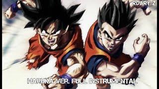 Dragon Ball Super Ending 9 HARUKA LACCO TOWER Instrumental Karaoke FULL