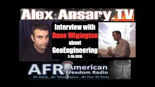 Alex Ansary Interviews Dane Wigington about GeoEngineering on OTB Radio (2-26-15)