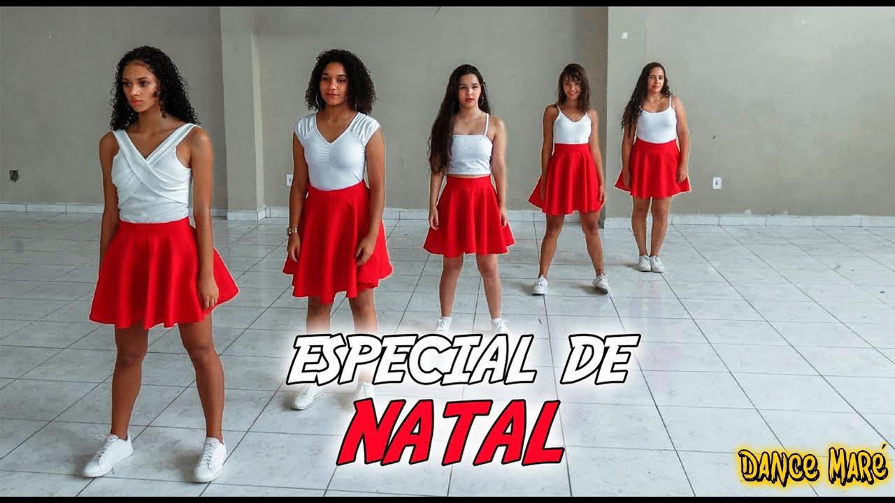 Now United - Na Na Na / Mean Girls - Jingle Bell Rock (Coreografia Oficial) | Dance Maré