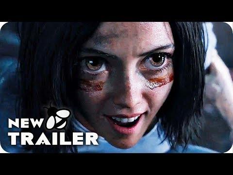 Alita: Battle Angel  2 2018 James Cameron Live Action Movie