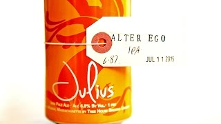 Tree House Brewing Co. : Alter Ego (Mosaic & Amarillo Julius) vs. Julius  - What Cheers! Review #137