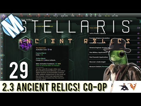 2.3 Multiplayer Stellaris Action! Part 29