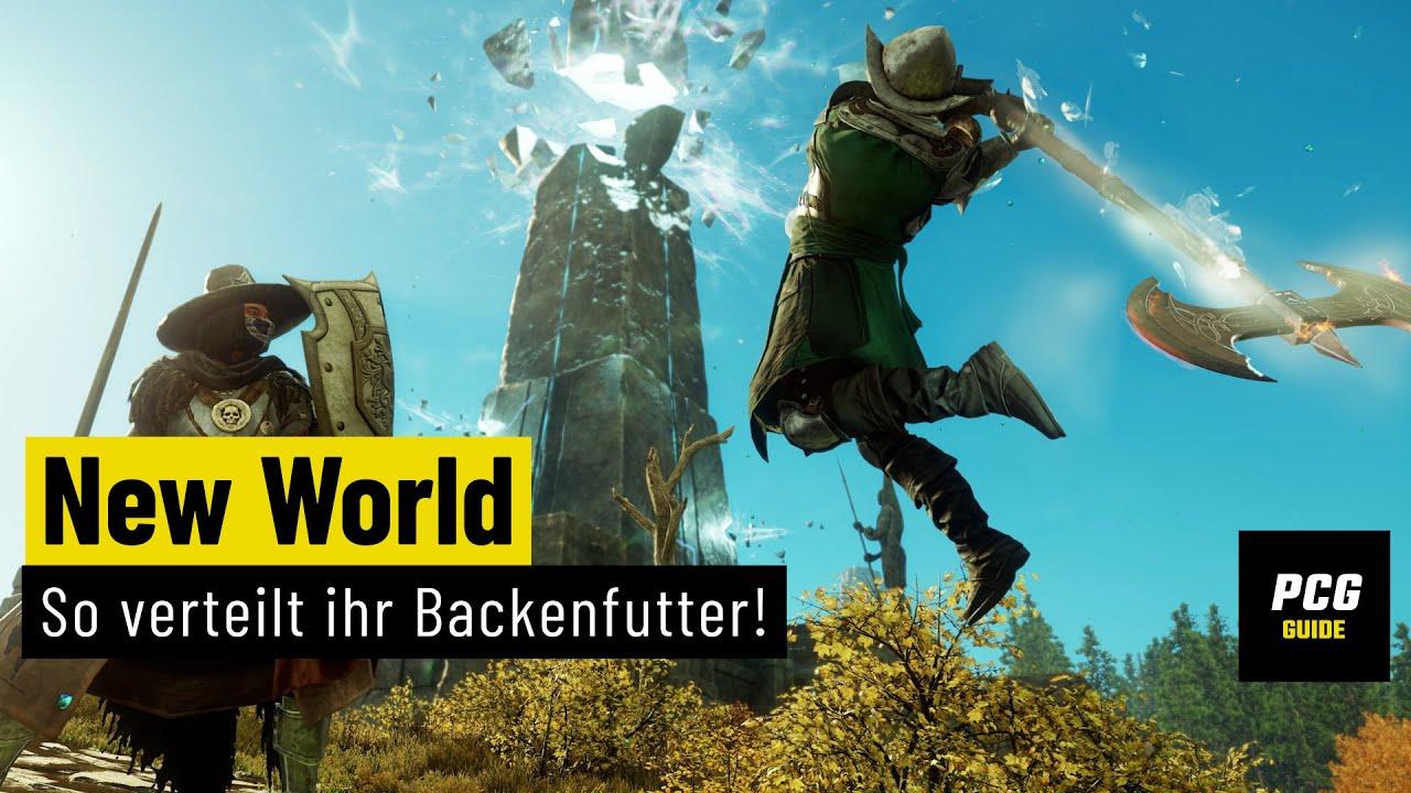 New World | GUIDE | Das Kampfsystem im Überblick