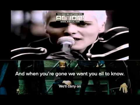 Karaoke - MCR - Welcome To The Black Parade
