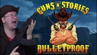 Guns'N'Stories: Bulletproof VR- Epic PSVR Review