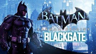 Batman: Arkham Origins Blackgate All Cutscenes (Deluxe Edition) Game Movie 1080p HD