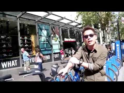Globeventure เมือง Melbourne ประเทศออสเตรเลีย ทาง Travel Channel Thailand