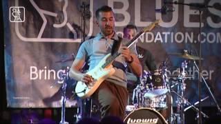 Detonics 4 - Finale Dutch Blues Foundation 2016