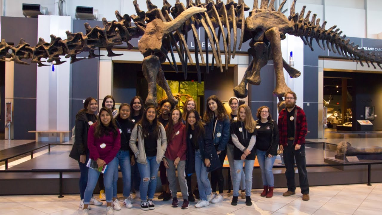 HTML Field Trip to the Tellus Science Museum