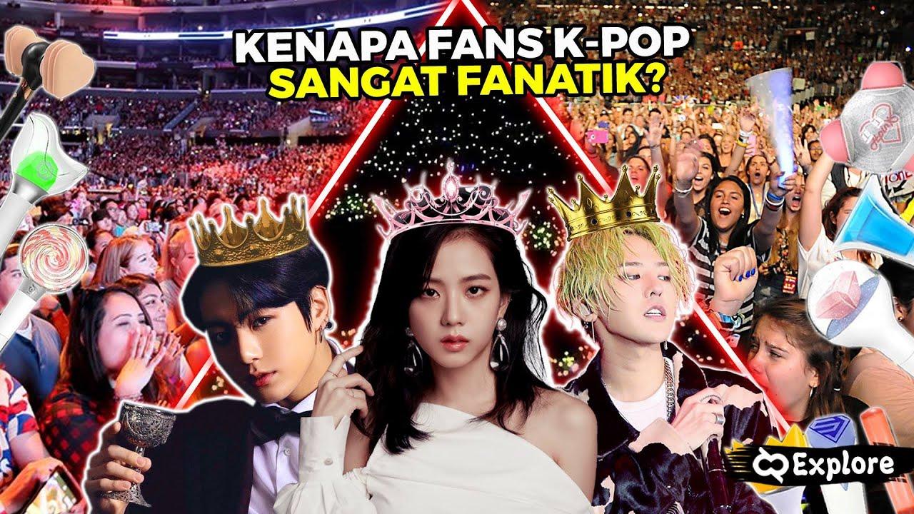 KALA IDOLA JADI BERHALA!! Inilah Alasan Mengapa Fans K-pop Begitu Kuat, Solid dan Fanatik