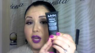 NEW NYX roll on eye shadow review. Thumbnail