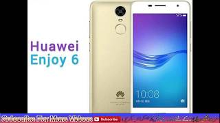 Huawei Enjoy 6 Unboxing, Camera, Features, Gaming, Quick Review ||Huawei Enjoy 6 specification