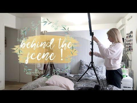 PETIT BEHIND THE SCENE ⦁ VLOGMAS 13