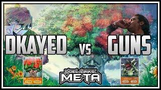 Sylvans: Dkayed vs Gunsblazing! [Yu-Gi-Oh! Duel Links]