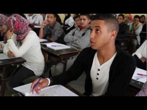 La Différence Court Metrage Lycee El Khalij Anza Agadir