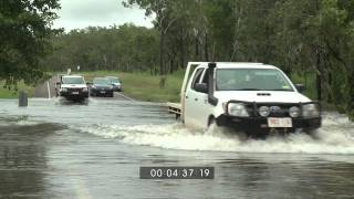 Cyclone Carlos Extreme Rainfall, Battering Waves and Damage, Australia - 1920x1080 30p Screener thumbnail