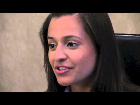 Aviation Management grad Allison Couch