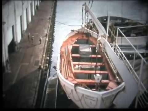 1972 Westkust Amerika Rotterdam - Vancouver BC per MS MOERDYK