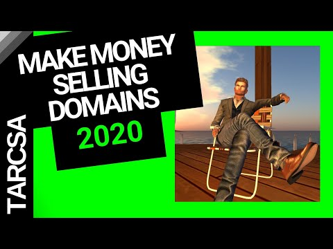 How to make money FAST selling domain names – 2020