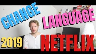 How To Change Language On Netflix Mobile App With Android Or IPhone 2019