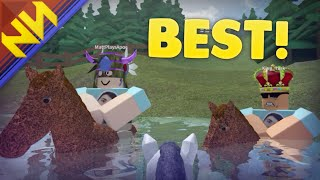BEST HORSE GAME IN ROBLOX