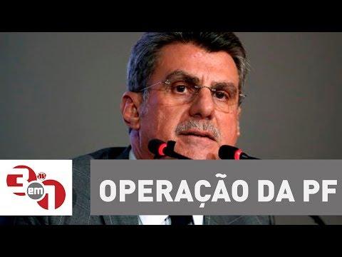 Operação Da PF Mira Filho E Ex-enteadas Do Senador Romero Jucá