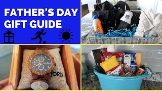 Father's day gift guide + giveaway | gift ideas for father's day
