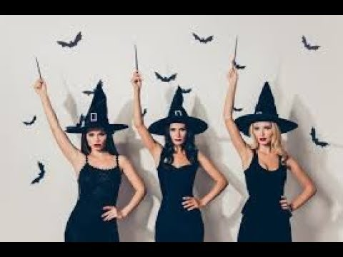 Types of Witches - In real life