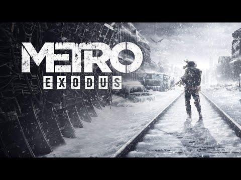 Metro Exodus прохождение #4
