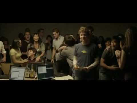 Facebook movie  'The Social Network' Trailer