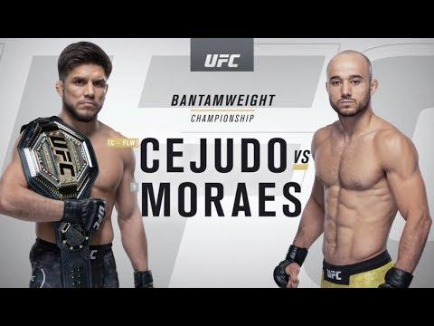 UFC 238: Генри Сехудо – Марлон Мораес / Recap