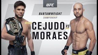UFC 238: Henry Cejudo vs Marlon Moraes Recap