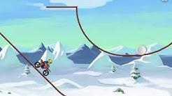 0807 - Arctic 2 - Level 7 - BIKE RACE Walkthrough