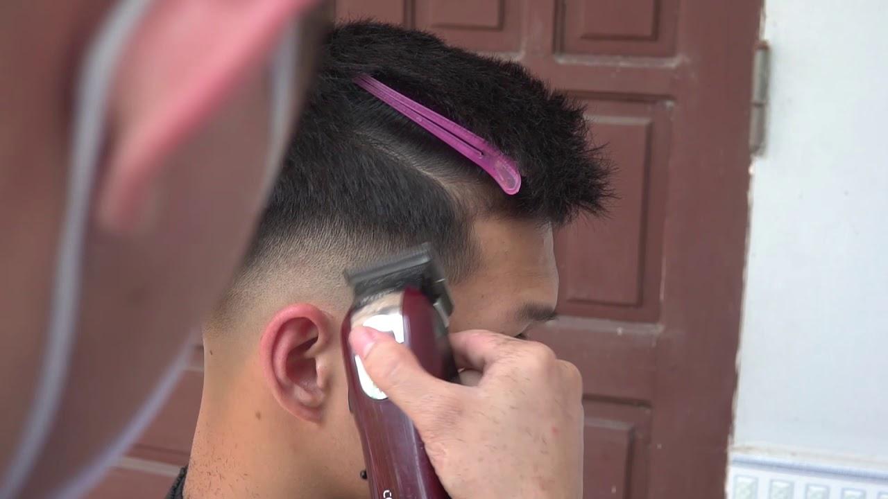 Hướng dẫn cắt kiểu tóc sport khỏe khoắn nam tính mùa covid | Tóm tắt các nội dung về kiểu tóc nam tính chính xác