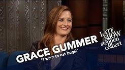 Grace Gummer Encourages You To Enjoy The 'Obama Days'