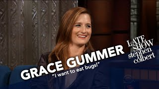 Grace Gummer Encourages You To Enjoy The 'Obama Days'